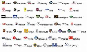 Car Logos With Names | Latest Auto Logo