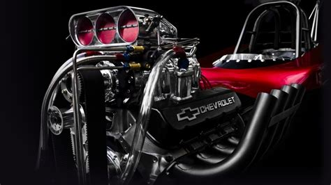 Chevrolet Engine Hd Wallpaper