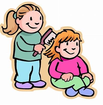 Clipart Clip Hair Comb Calworks Cliparts 1239