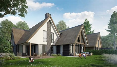 eigen huis bouwen catalogus villa bouwen en ontwerpen met buitenhuis villabouw