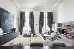 Appartement Contemporain : paris 3e appartement contemporain dans h tel particulier agence ea paris ~ Melissatoandfro.com Idées de Décoration
