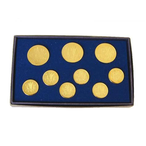 blazer buttons set