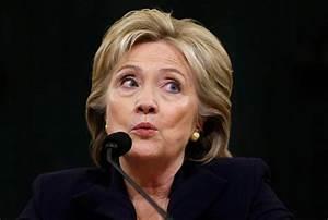 Hillary Clinton remains calm during Benghazi hearing - NY ...