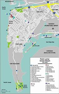 Naval base point loma map - Point loma base map ...
