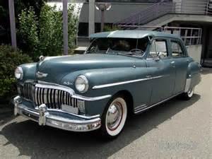 1949 DeSoto Custom Sedan
