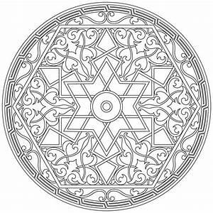 Orientalische Muster Zum Ausdrucken : orientalische leinwand malvorlage leinwandbild auf ~ A.2002-acura-tl-radio.info Haus und Dekorationen