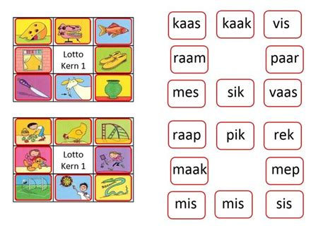 Veilig Leren Lezen Kern 1 Werkbladen by 88 Best Images About Lezen Spellen Groep 3 On
