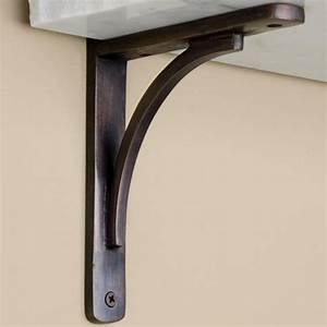 Rustic Brass Shelf Bracket Brass Shelf Brackets Shelf