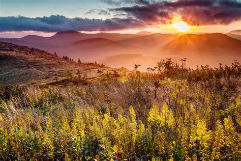 asheville carolina north nc rv parks travel outdoor rob mountains appalachian outdoors sunset travis nature ridge weekend fine getaways getaway