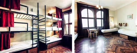 Best Hostels Prague Guide Backpacking Through