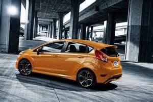 2017 Ford Fiesta St Colors