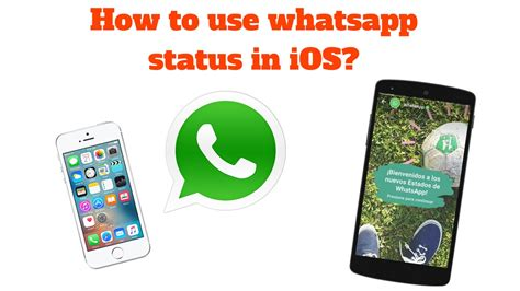 whatsapp status  ios youtube