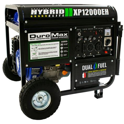 Duromax Xpeh Fuel Hybrid