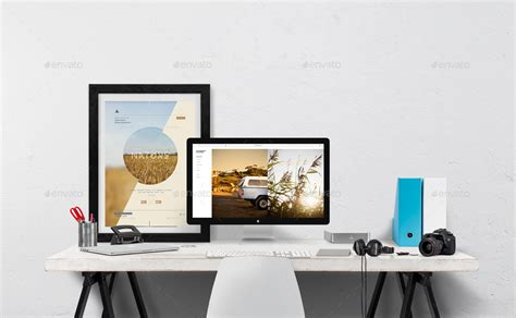 macbook desktop mockup creator  mocksco graphicriver