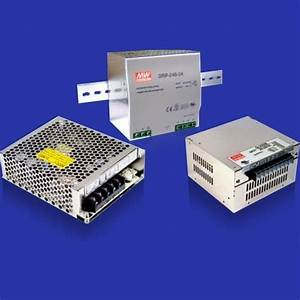 Meanwell Smps Switch Mode Power Supplies  Output Voltage