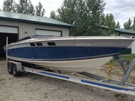 Formula Boats Thunderbird by Formula Thunderbird 272 Ls 1984 For Sale For 4 500