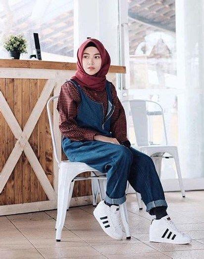 koleksi style hijab kekinian simple  hits  fashion fashion outfits casual hijab outfit
