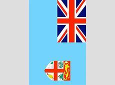 Fiji Flag iPhone Wallpaper HD