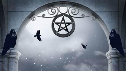 Bruxas Planos Fundo Salvo Uploaded Fb Pentagram