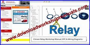 Citroen Relay Workshop Repair Manual