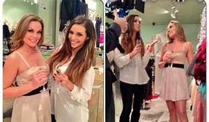 Shopping & Drinking Champagne with Vanderpump Rules ...