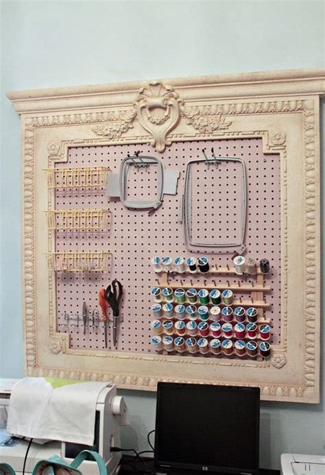 ways to organize your room 40 ideas to organize your craft room in the best way digsdigs