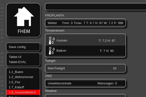 hausautomation welches system smart home mit fhem nur f 252 r bastler nicht spurlos
