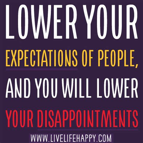 expectations  people