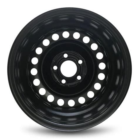 15x6 5 honda civic steel wheel road ready wheels