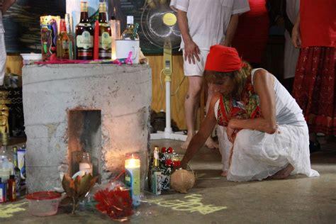 participate  voodoo vodou ceremonies   orleans