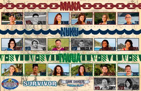 Survivor: Game Changers Fifth Elimination