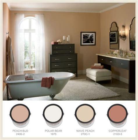 color wood   peach walls google search