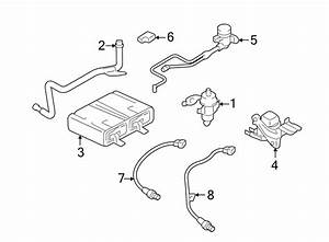 Ford Escape Oxygen Sensor  Front  Upper   Oxygen  Sensor