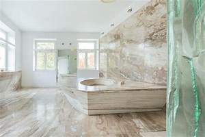 Pros cons on marble flooring for Marble bathroom tiles pros and cons