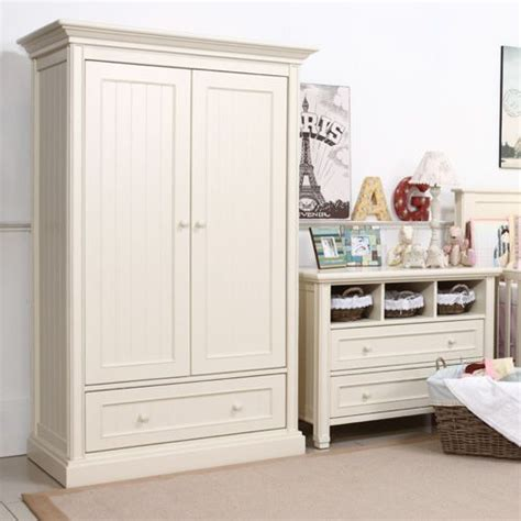 Nursery Armoire White by Armoire And Dresser Gt Frene White Armoire Cotonnier