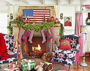 35 Christmas Mantel Decorations - Ideas for Holiday