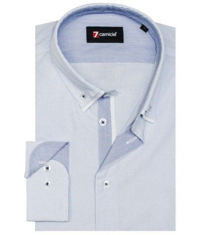Compra Ladari by Camisas Leonardo Popel 237 N Blanco Celeste Camisa Camisas