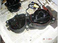 Remplacement du déshuileur sur le moteur 20D 150 cv