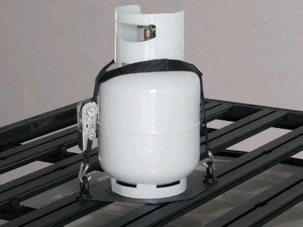 yakima  gas bottle holder roof rack world