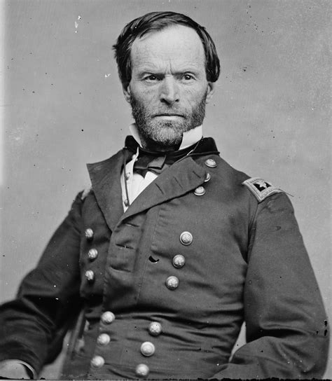 William Tecumseh Sherman | Public Domain Library of ...