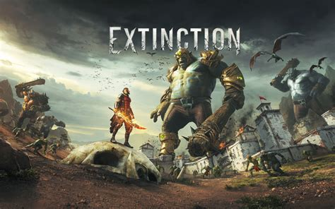 Extinction 2018 Game 5k Wallpapers  Hd Wallpapers  Id #20459