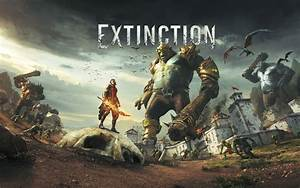 Extinction 2018 Game 5K Wallpapers | HD Wallpapers | ID #20459