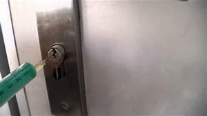 Barillet De Porte : comment debloquer une serrure de porte ou barillet de ~ Edinachiropracticcenter.com Idées de Décoration