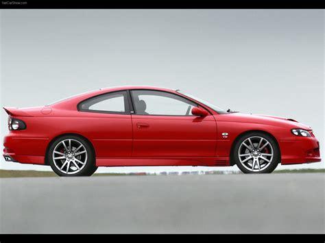 Vauxhall Monaro Photos Photogallery With 18 Pics