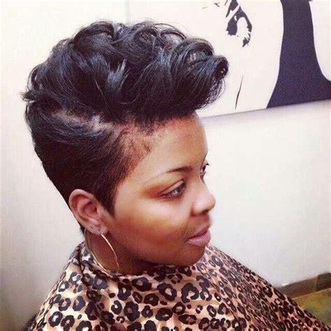 hair styles hair pixie cut black soft looking hair 7335