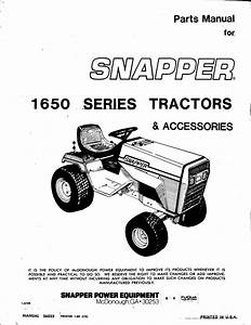 1650 Series Manuals