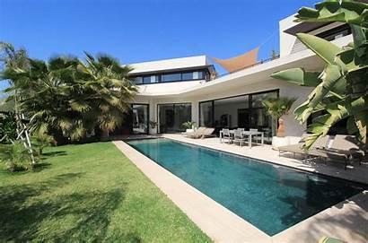 Villa Marrakech Stylishly Modern Amelkis Golf Theaddressmagazine
