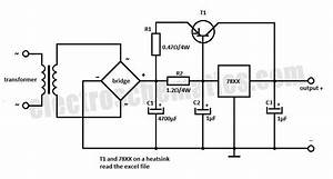 Image Result For Regulator 7805 Gain Current