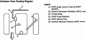 Vacuum Diagram 1994 Gmc Jimmy