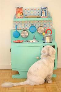 Cuisine Bebe Bois : diy r cup 39 upcycling fabriquer une cuisine en bois enfant blog ~ Teatrodelosmanantiales.com Idées de Décoration